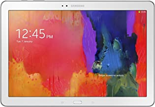 Samsung Galaxy Tab Pro SM-T9000ZWAXAR 12.2-Inch Tablet (1.90 GHz Quad Core Processor, 3GB RAM, 32GB Memory, Android 4.4 KitKat) White