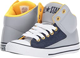 Converse Kids Chuck Taylor All Star High Street - Hi (Little Kid/Big Kid)