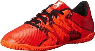 adidas Performance X 15.4 Indoor Soccer Shoe (Little Kid/Big Kid)