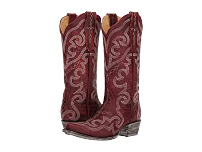 Old Gringo Vittoria (Red) Cowboy Boots