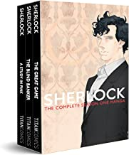 Sherlock Series 1 Boxed Set