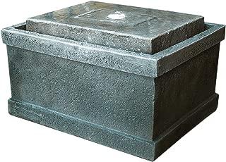 Stone Chest Fountain and Birdbath 19