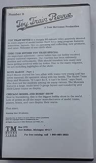 Toy Train Revue #9 VHS