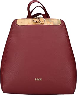 ALVIERO MARTINI Backpack in Pelle Plum