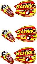 Airhead SPORTSSTUFF Sumo & Splash Guard Combo Single Rider Boat Towable (3 Pack)
