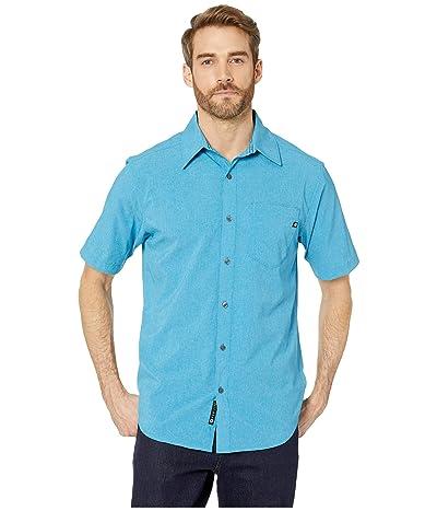 Marmot Aerobora Short Sleeve Shirt (Turkish Tile) Men