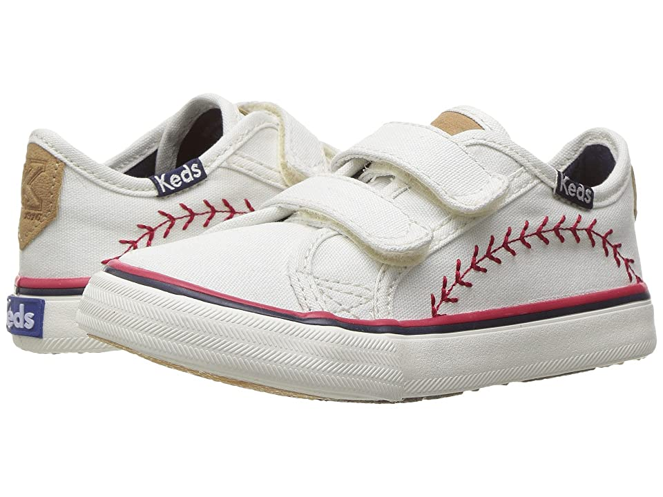 Keds Kids Double Up HL (Toddler/Little Kid) (Pennant) Kid