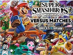 Clip: Super Smash Bros. Ultimate Versus Matches with Bricks 'O' Brian!