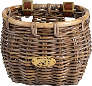 Nantucket Bike Basket Co. Tuckernuck Adult Rectangle Basket