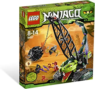 LEGO Ninjago Set #9457 Fangpyre Wrecking Ball