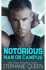 Notorious Man on Campus: an Enemies to Lovers College Football Romance (Big Men on Campus Book 4) Kindle Edition