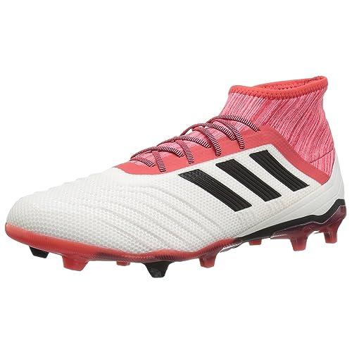 adidas Predator 18.2 FG Soccer Shoe ecc523b2894