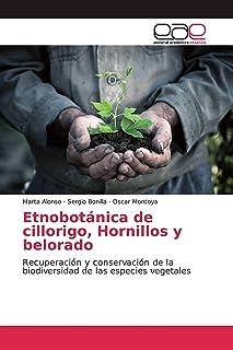 Etnobotánica de cillorigo, Hornillos y belorado: Amazon.es: Alonso, Marta, Bonilla, Sergio, Montoya, Oscar: Libros