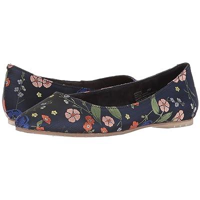 Me Too Aimee (Navy Flower Fabric) Women