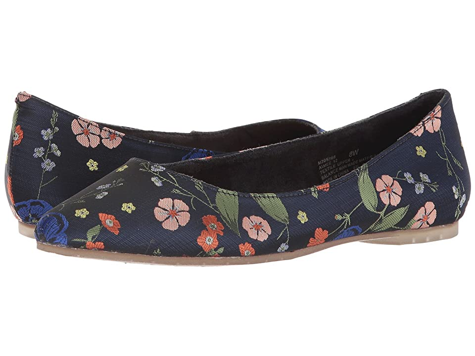 Me Too Aimee (Navy Flower Fabric) Women