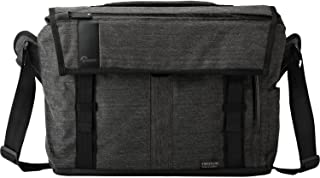 Lowepro Streetline Sh 180 Slim and Protective, Urban-Style Messenger Bag is Designed to Protect A 13 Inch Laptop and Tablet, Plus A Variety of Gear, Including A Camera Kit, Black, (LP36944-PWW)