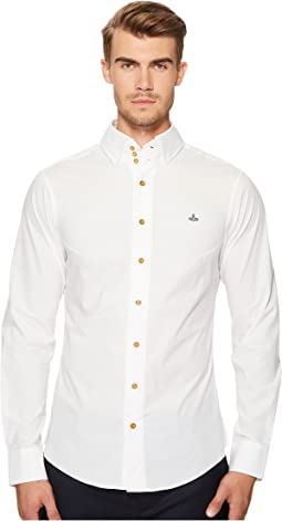 Vivienne Westwood - Stretch Button Down