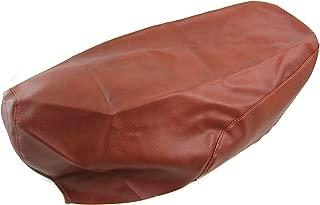 negra; de Opticparts; para Gilera Runner 50 fabricadas hasta 8//2005 Funda de asiento de repuesto