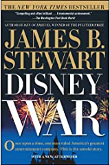 DisneyWar Kindle Edition