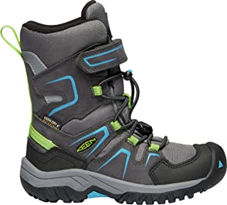 KEEN - Kid's Levo Waterproof, Insulated Snow Boots for Winter