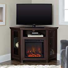 Best corner faux fireplace tv stand Reviews