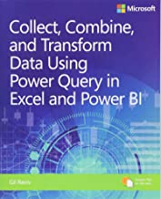 Collect, Combine, and Transform Data Using Power Query in Excel and Power BI (Business Skills) PDF