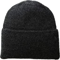 Cashmere Felted Hat Cuff Hat