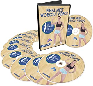 Morning Fat Melter Final Melt - Advanced Workout Videos for The 2nd Month - 11 Advanced Exercise Videos for Women DVD