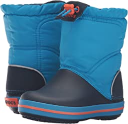 Crocband Lodge Point Boot (Toddler/Little Kid)