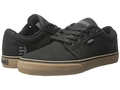 etnies Barge LS (Black/Grey/Gum) Men