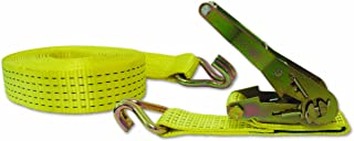 Rewwer-Tec 956122 26504034//10/M Sangle darrimage en 2/parties avec cliquet et crochets 10/m dan4000 50/mm