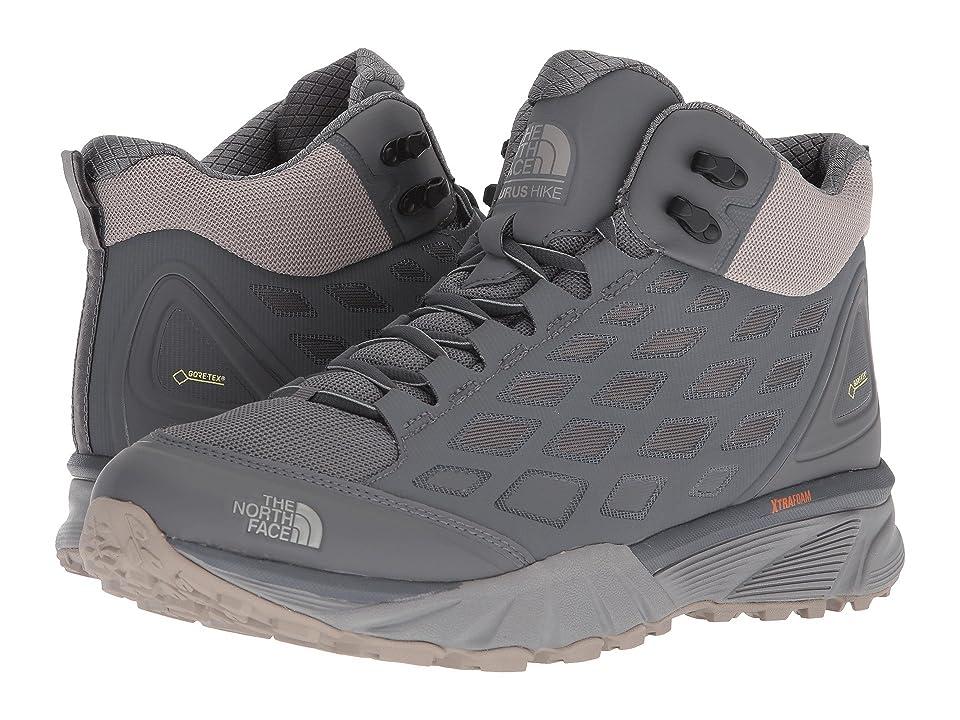 The North Face Endurus Hike Mid GTX(r) (Zinc Grey/Griffin Grey) Men