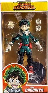 McFarlane Toys My Hero Academia Deku (Izuku Midoriya) 7 inch Action Figure