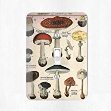 Mushroom Switch Plate Covers