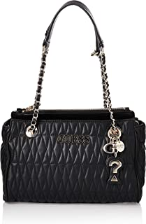 Guess Brinkley Society Satchel Bag