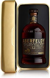 Aberfeldy Exklusive 12 Geschenkverpackung im Nugget Format Single Malt Whisky 1 x 0.7 l