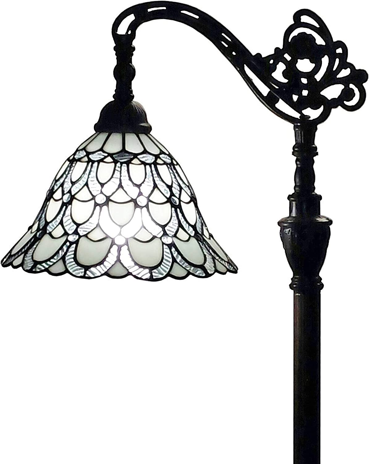 Tiffany Style Floor Lamp store Arched Cheap mail order shopping 62