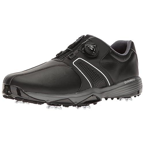 adidas Men s 360 Traxion Boa WD Cblack Golf Shoe eb7a2f8ef