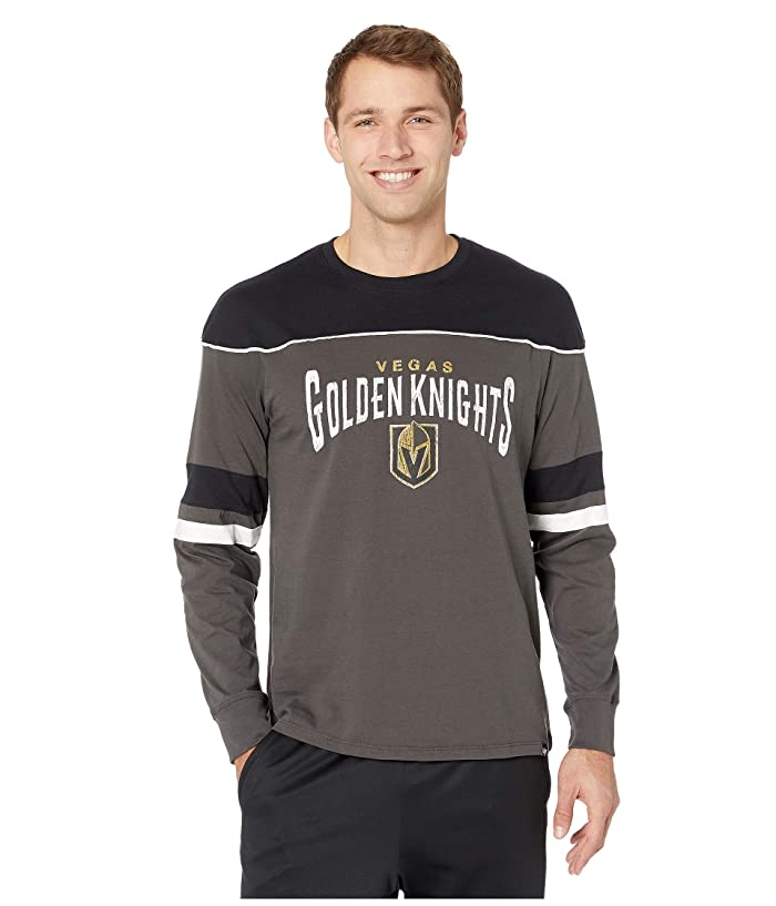 Vegas Golden Knights Win Streak Long Sleeve Tee Charcoal