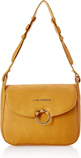 Lino Perros Women's Handbag (Yellow)