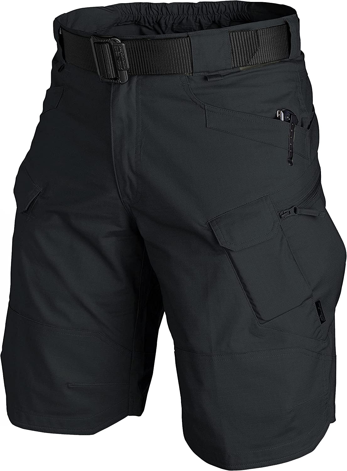PrunGoo Cargo Shorts Men Waterproof Tactical Shorts for Men Breathable Hiking Shorts Men Quick Dry Outdoor |