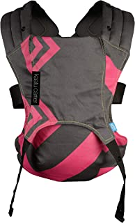 We Made Me Venture+ 2-in-1 Toddler Carrier, Pink