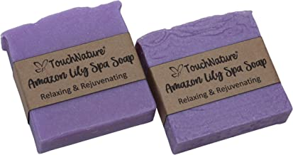 Touch Nature Amazon Lily Square Spa Soap - 2pc 100gm