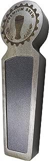 FixtureDisplays Premium Brew Beer Tap Handle with Two Small Black Chalkboard 14005-NPF!