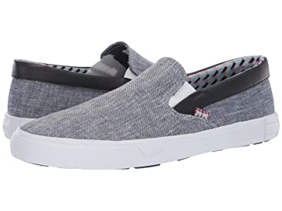 Ben Sherman Pete Slip-On (Navy Linen) Men