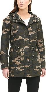 Levi's Women's The Jess Cotton Fishtail Hooded Parka Jacket