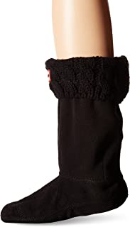 Womens 6 Stitch Cable Boot Sock (Toddler/Little Kid/Big Kid)