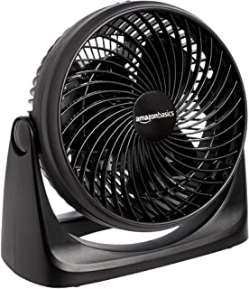 AmazonBasics 3 Speed Air Circulator, 7-Inch