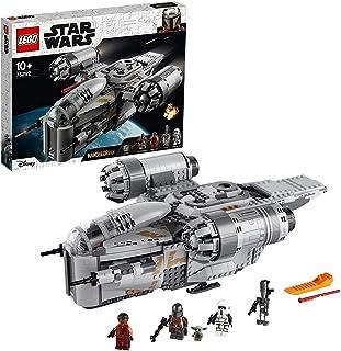 Lego 75292 Star Wars The Mandalorian Bounty Hunter Transport Starship