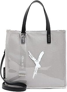SURI FREY Shopper SURI Black Label Lizzy 16111 Damen Handtaschen Uni grey 800 One Size